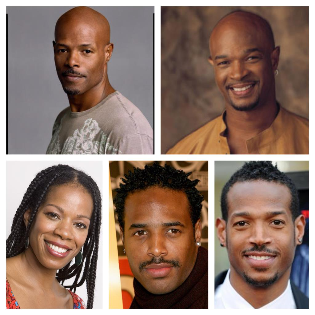 Image result for Wayans family