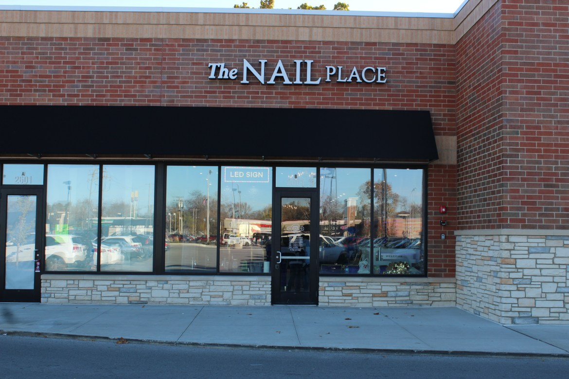 The Nail Place Grand Opening [Recap]