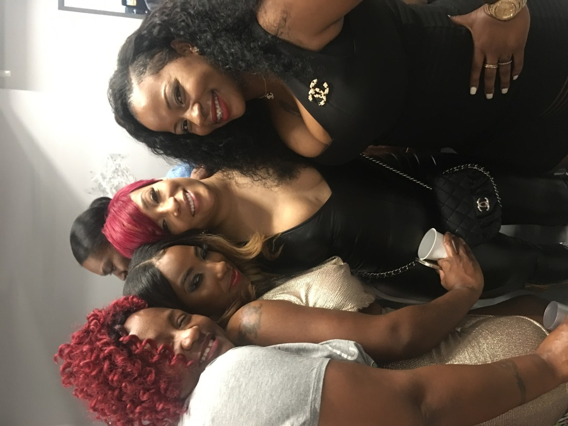 Issues Barber & Beauty Salon Grand Opening [Recap]