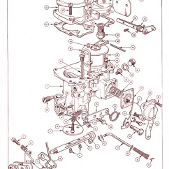 Jet Engine Parts Diagram Light To Switch Wiring Solex Carburettor (b30pse1 - Late) @ Canley Classics