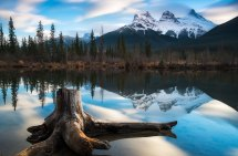 Canmore Rocky Mountain Inn Hotels In Alberta