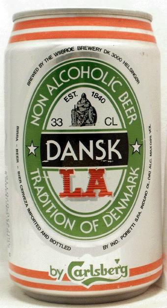 CARLSBERG-Beer -alcohol free-330mL-Italy