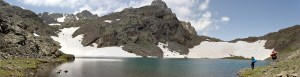 Göller bölgesinden verçenik dağı kapılı yaylaya doğru giderken....
