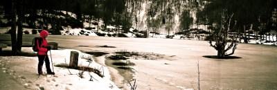 Çamlıca gölü yaylası