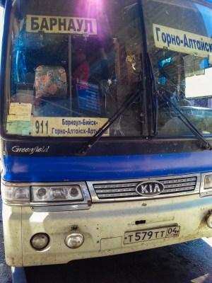 Kia'nın otobüs yaptığını da burada öğrenmiş oldum.