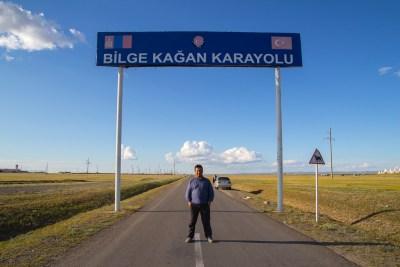 Bilge Kağan Karayolu