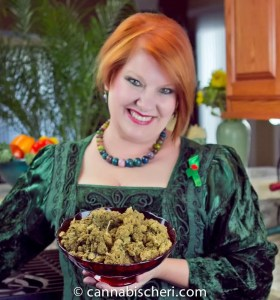 Cheri Sicard, The Cannabis Gourmet Cookbook
