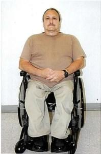 Paraplegic Michael Pelletier is serving Life for Pot