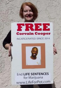 Life for Pot Prisoners: Corvain Cooper