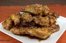 Marijuana Recipes - Honey Lime Chicken Wings