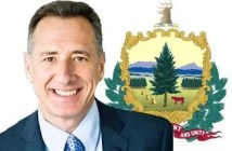 Vermont Governor Peter Shumlin wants to legalize marijuana in the state.