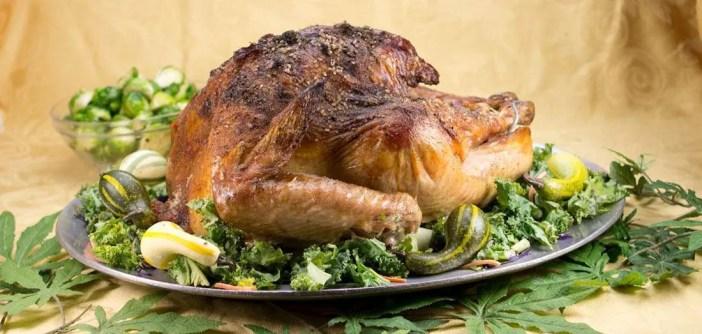 Marijuana Deep Fried Turkey