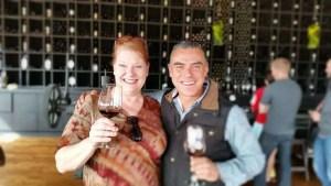 With Arturo Horta Meza of Casa Encinares