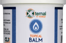 marijuana topicals - xternal balm