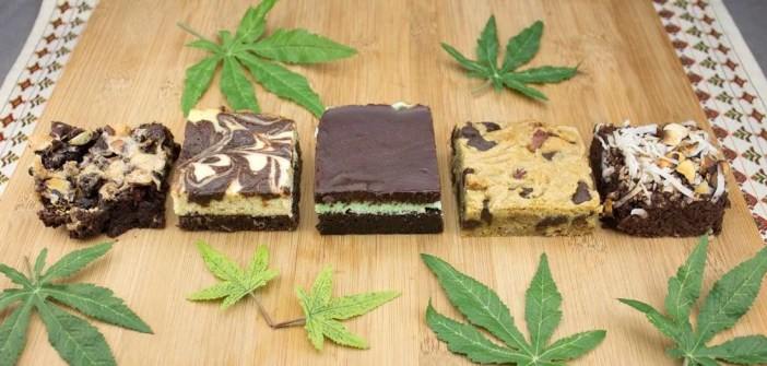 how to make weed brownies with shake