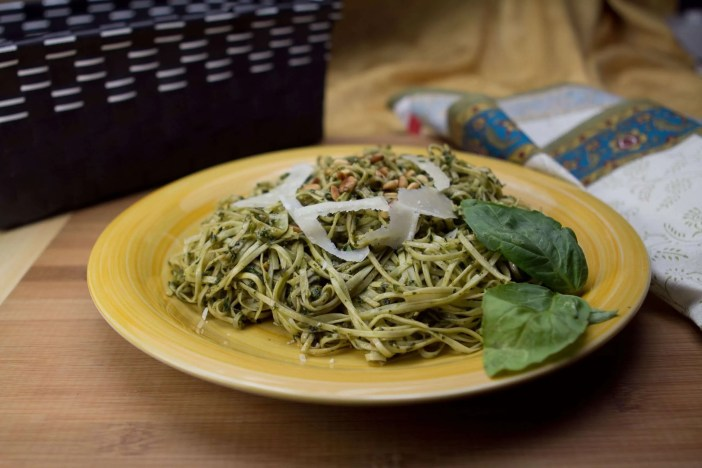 marijuana recipes - pesto