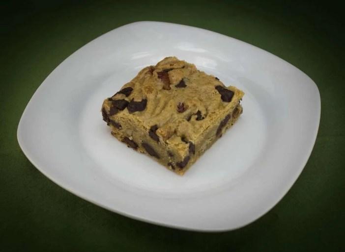 Marijuana Brownies -- Cannabis Blondies