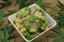 Marijuana Potato Salad: HERBed Red Potato Salad