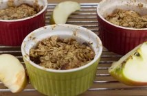 Marijuana Recipes - Apple Crisp