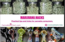 Cannabis COnsumer Hacks - 40 Practical Tips You Can Use Today