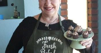 Cannabis Cupcake - Kushy Cocoa Kahlua Cupakes
