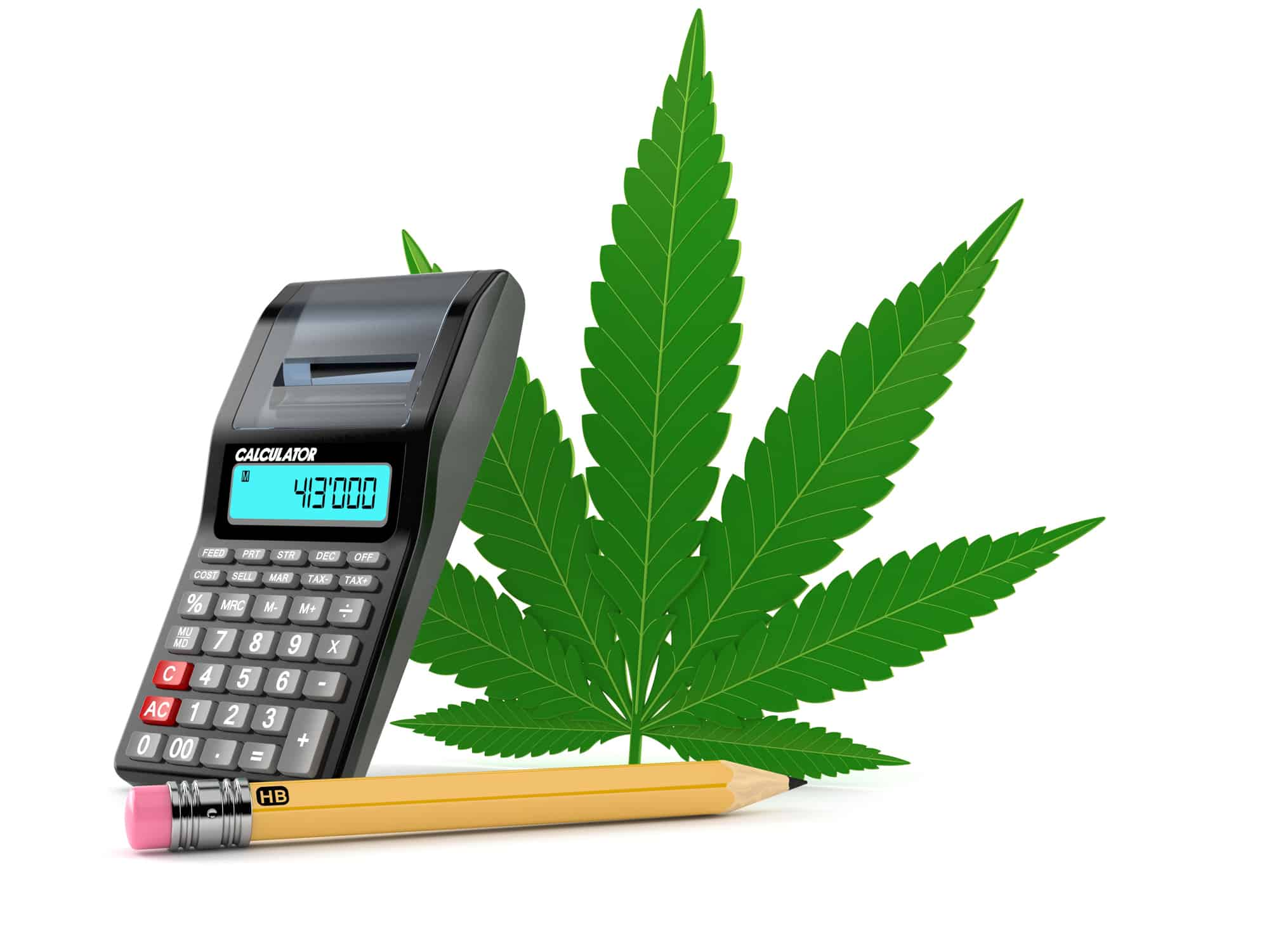 ACMPR weed leaf calculator