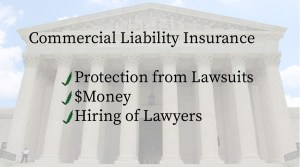 How much does commercial liability insurance cost?Depends on different factors. Most insurance carrier price your liability insurance on revenue, square footage, and type of business such as dispensary, grower, or manufacturer. You can visit our insurance price calculator to get a rough estimate of cost of insurance.