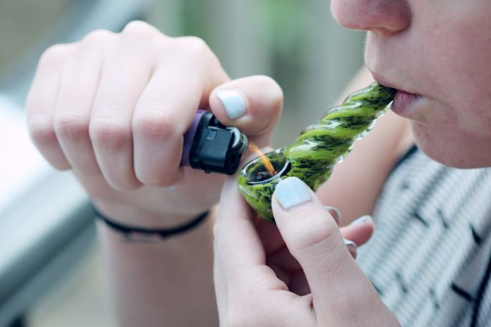cannabis breathalyzer