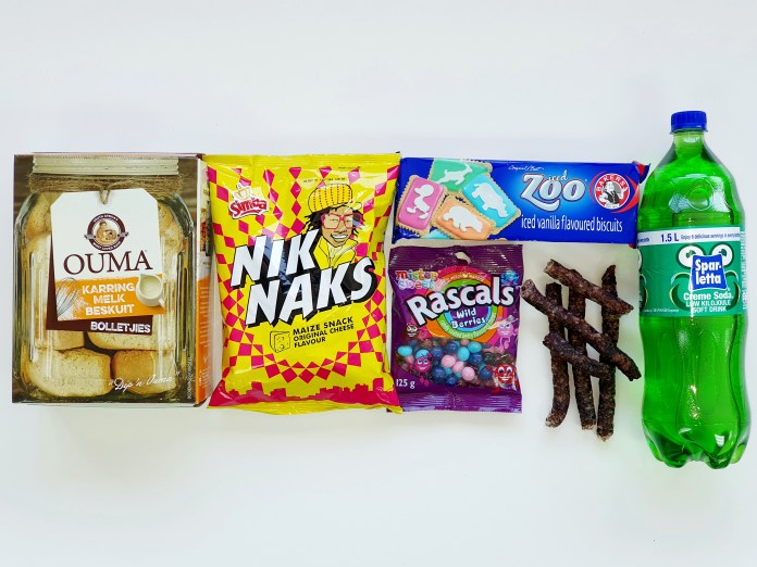 South African Snacks