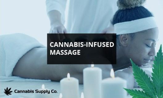 Cannabis-Infused Massage