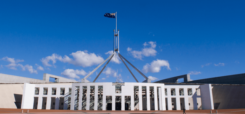 Parliament House - Cannabis Legalisation Australia - Cannabiz