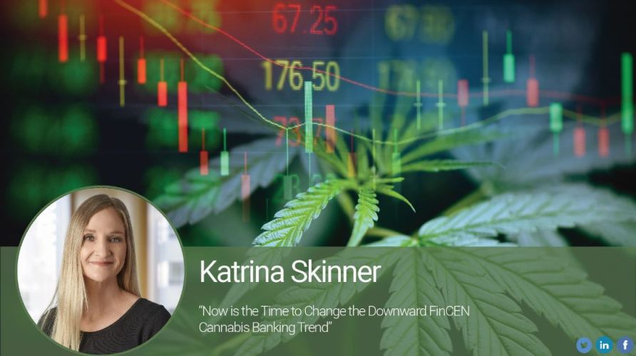 Now is the Time to Change the Downward FinCEN Cannabis Banking Trend