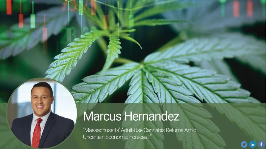 Massachusetts' Adult-Use Cannabis Returns Amid Uncertain Economic Forecast