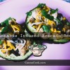 Cannabis Infused Avocado Bowls