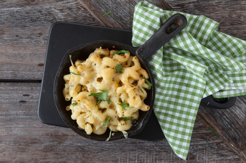Cannabis Baked Mac and Cheese