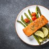 Cannabis Infused Salmon