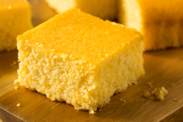 Easy Cannabis Infused Cornbread