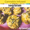Cannabis Infused Energy Oat Balls