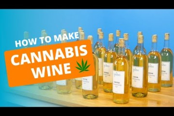 How to Make Cannabis Wine