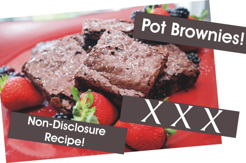 Chef's One Bowl Pot Brownies