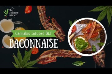 Cannabis Infused BLT Baconnaise