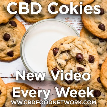 Easy CBD Cookies - By The Food Network