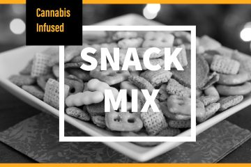 Cannabis Infused Snack Mix