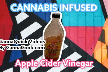 Easy Infused Apple Cider Vinegar Recipe