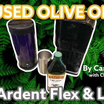 Ardent and Levo Olive Oil
