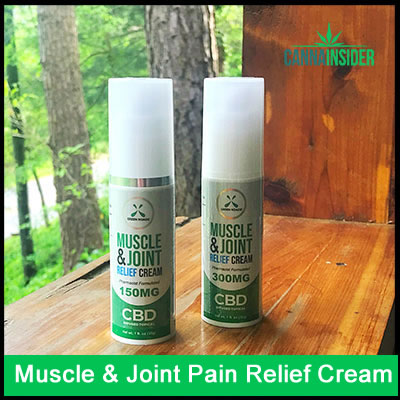 green roads muscle joint cream