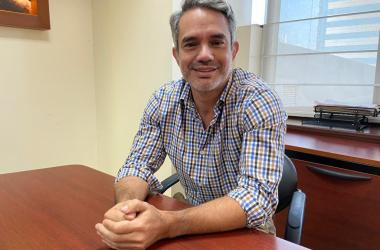 Clearly Cannabis - Andres Luques Undersecretary of Agriculture Ecuador