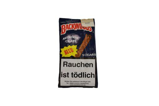 Backwoods-Zigarren-Blue-Flavour-Geschmack