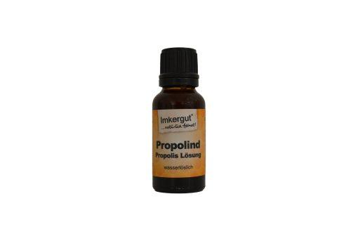 Propolind PRopolis wasserlöslich Imkergut 20 ml