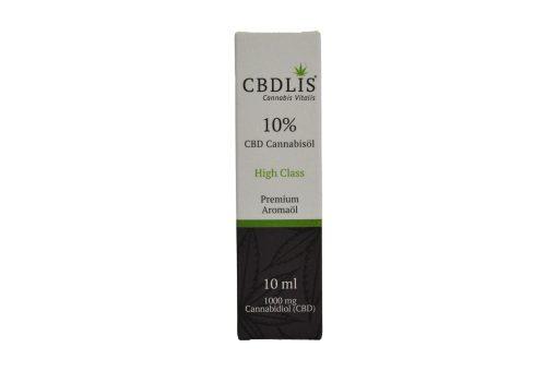 CBD-ÖL-CBD-Aromaöl- Bio-10%-10ml-CBDLIS-Front